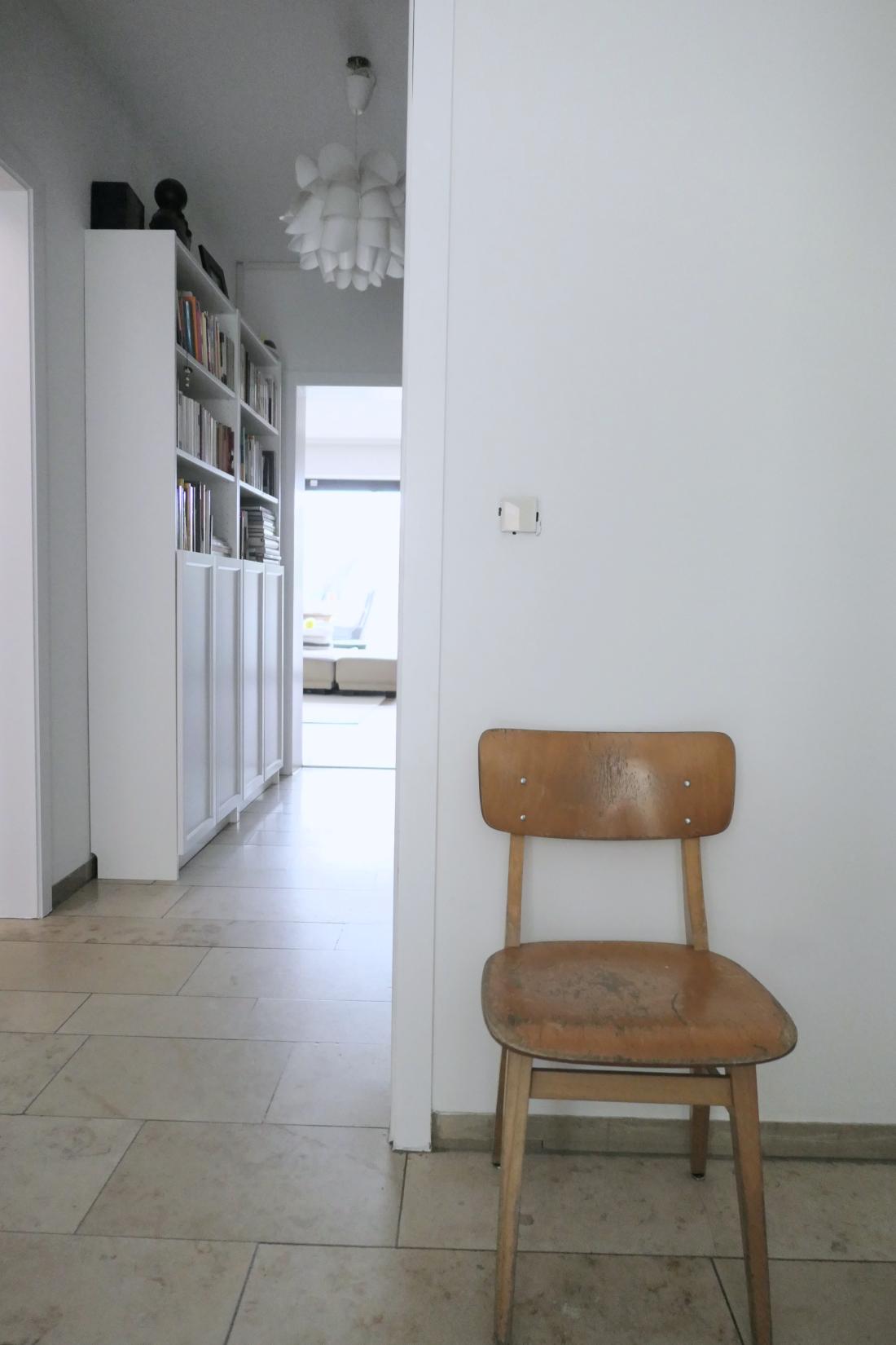 narrow hall, enger flur